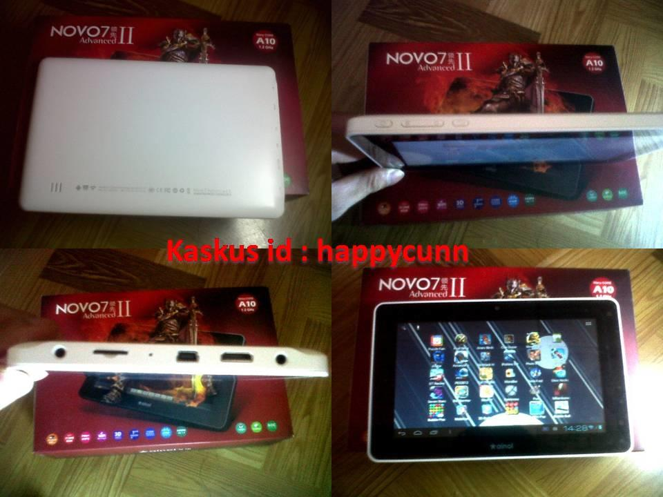 Jual murah tablet 7 inch Ainol Novo7 Advanced II