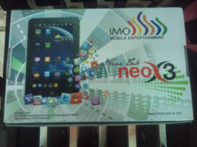 Imo Neo 3 Tablet Android Termurah Di Semarang