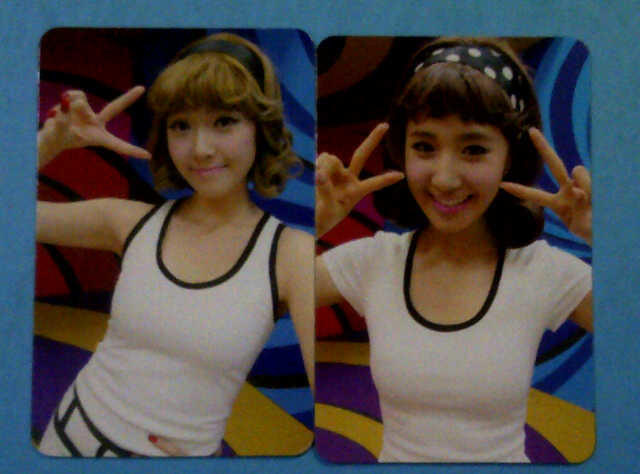 JUAL PHOTOCARD OFFICIAL SNSD Mr.Taxi Korean Ver, TwiNkle, Oh! Individual dan Group