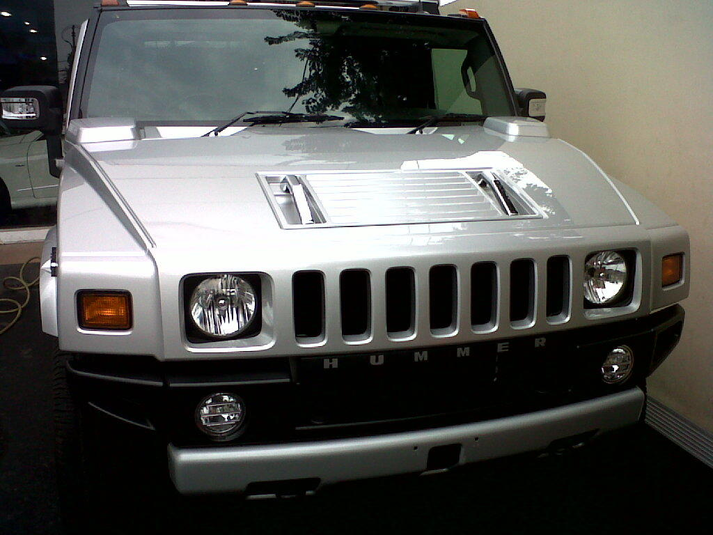 Hummer h2 sut double cabin