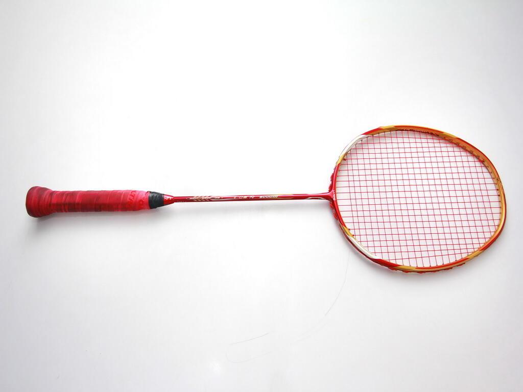 WTS : Li Ning Woods N90 II (Lin Dan) + Kason Twister C70 (Cai Yun)