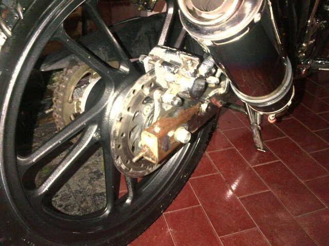 motor honda cs1 tahun 2009 depok (turun harga)