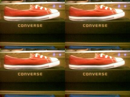 Terjual Sepatu Converse All Star KW (KW 1) harga MURAH kualitas TOP ... 76d5b90347