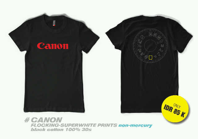 JDM CANON NIKON NATGEO DIVING JEEP LANDROVER APPLE ANDROID SHIRT