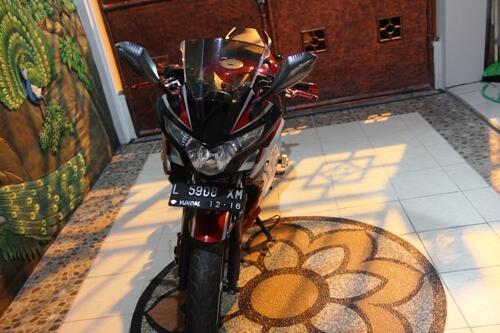WTS > CBR 250 Non ABS Desember 2011