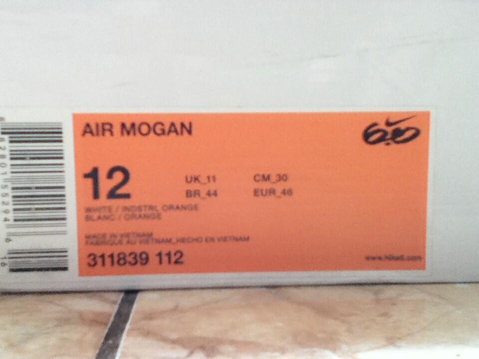 SEPATU NIKE AIR MOGAN 6.0 (mirip SB ) ORIGINAL.. Mulus n Mantap abiss!! (TURUN HARGA)