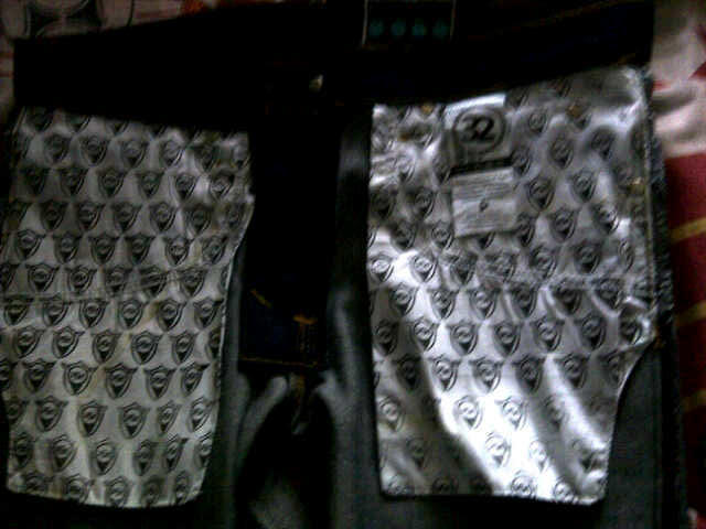 Jeans & kaos petersaysdenim (psd) original & kws