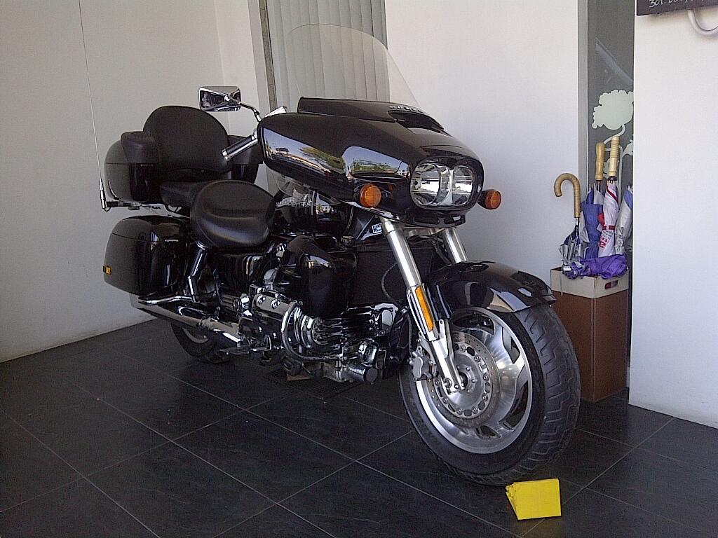 FS: Moge Honda Valkryie Interstate'00 1500cc (Super Istimewa!!)