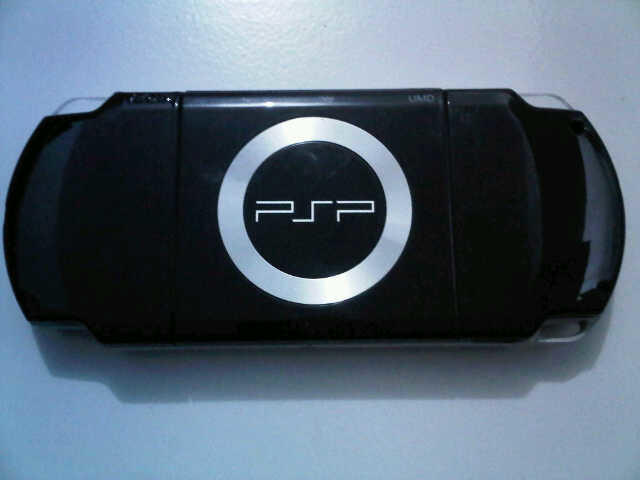PSP 2001 SLIM BLACK MURMERRRRR
