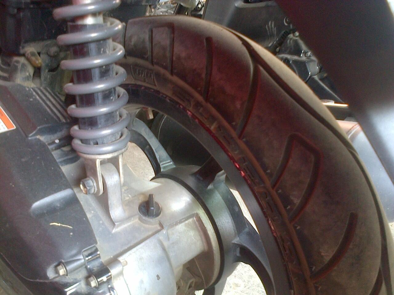 Jual Suzuki Skydrive 2009 Siap Mudik