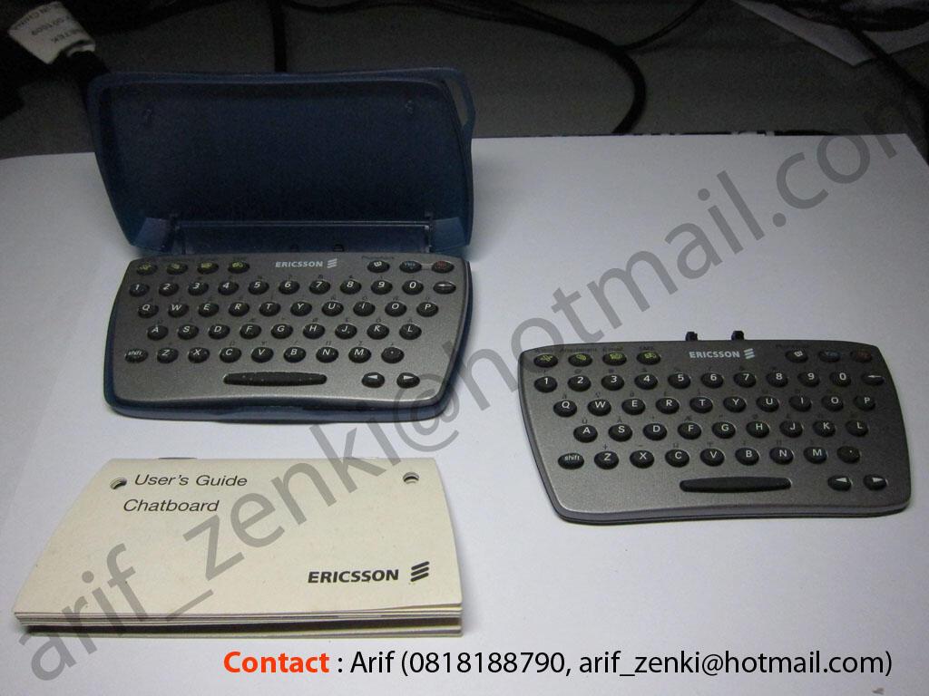 Jual ChatBoard Ericsson Bisa dimodif jadi keypad QWERTY