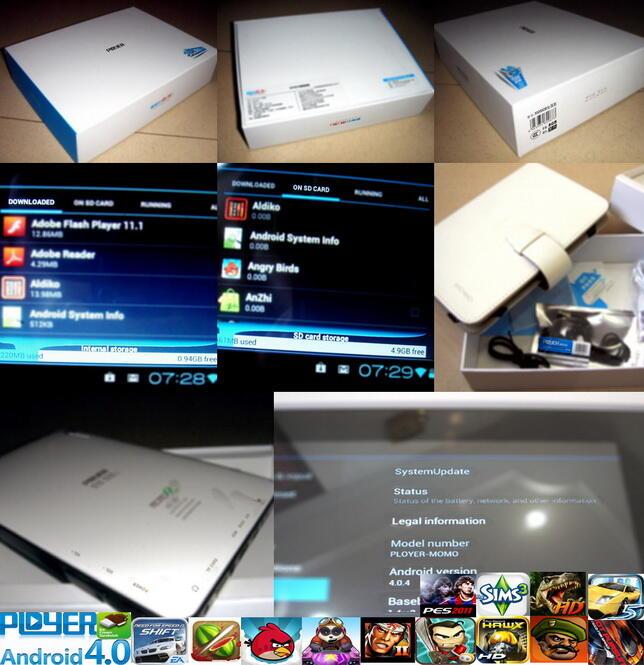 [WTS] Cuci Gudang Ployer momo9, OS ICS 4.0.4 Hanya Rp.950rb
