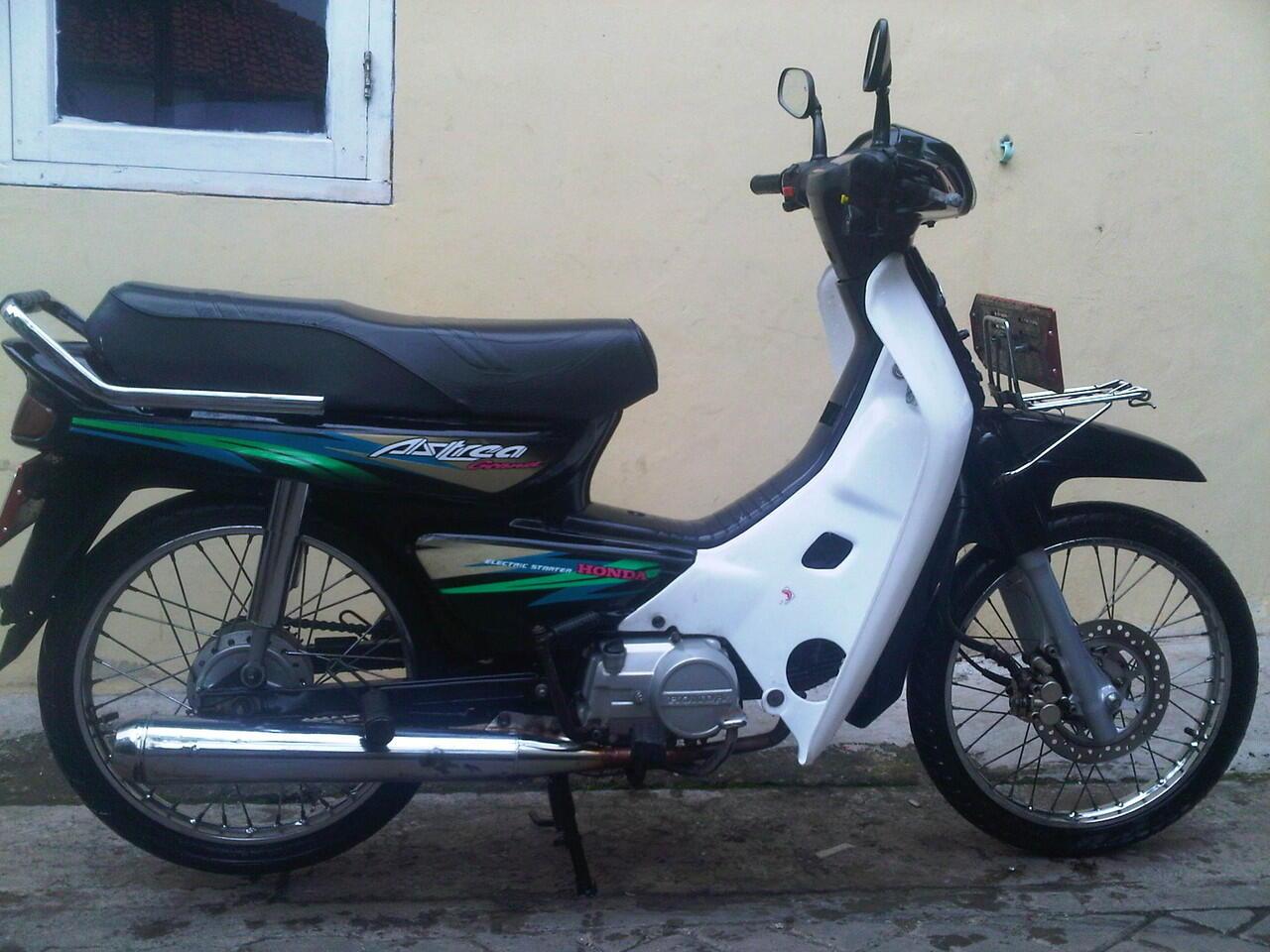 Jual Motor Honda Grand Alchemywellnessspacom