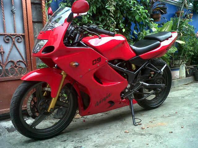 Kawasaki Ninja RR 150 2006 (CBU)
