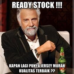 [READY STOCK] JERSEY KW THAI AAA SEASON 12/13 [MURAH]