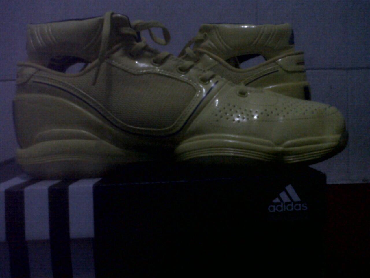 jual Adidas Men's Basketball Shoes Adizero Rose 1.0 All Star Yellow G21559
