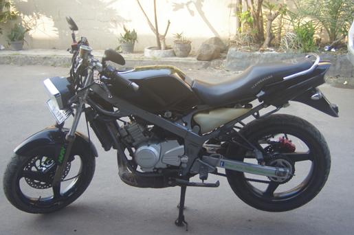 Kawasaki Ninja 150 th 2005 Spesial Collector Murah