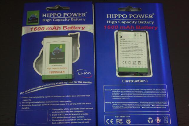 Distributor / Resseler / dropship Batere Double Power Masuk!!! Harga Bersaing sekali!