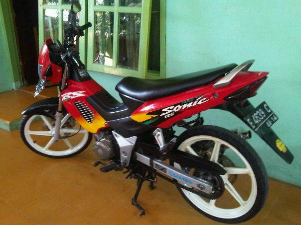 Honda Nova Sonic RS Super 2001