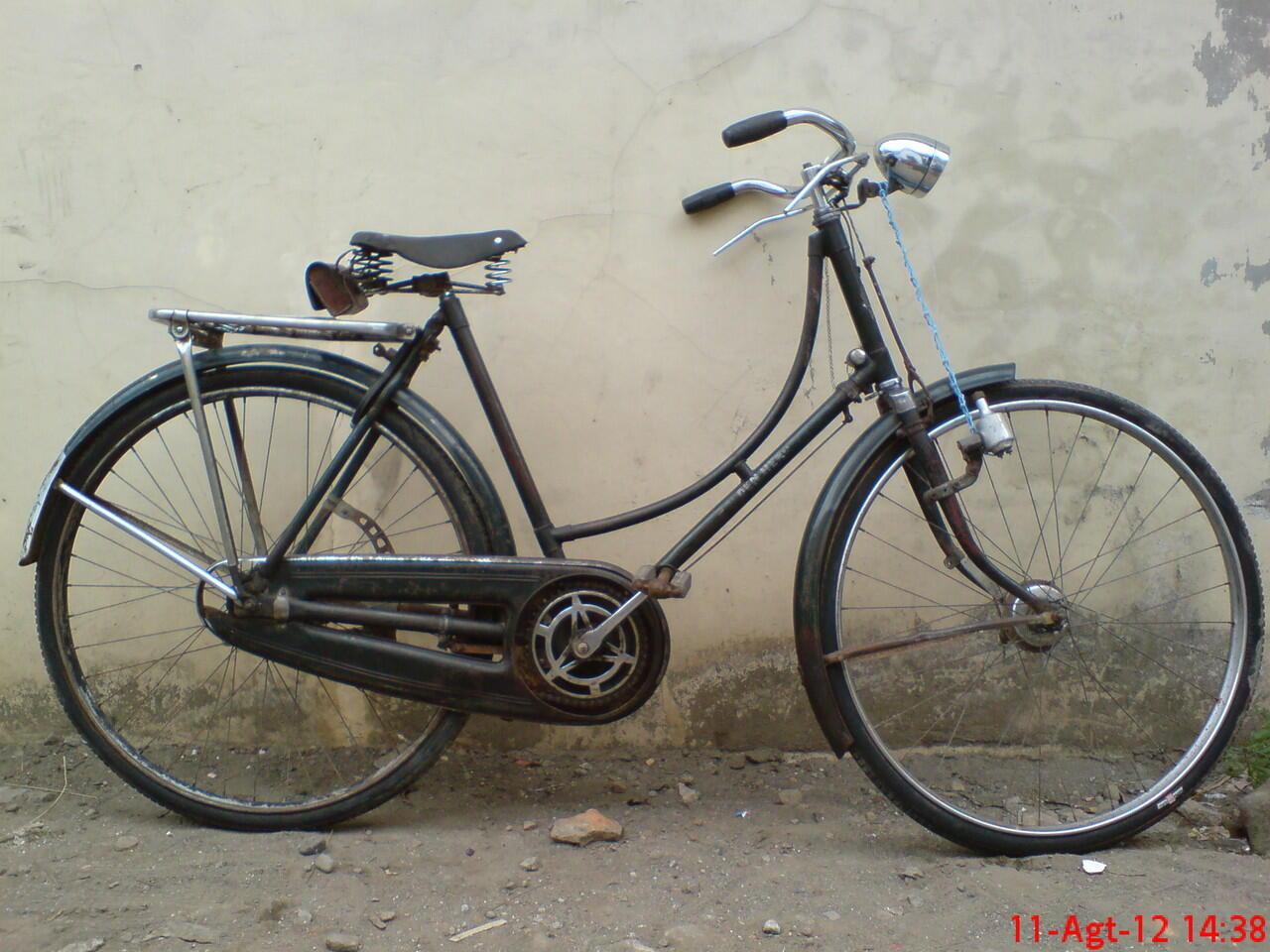 Harga Sepeda Onthel Onta Terkini Online