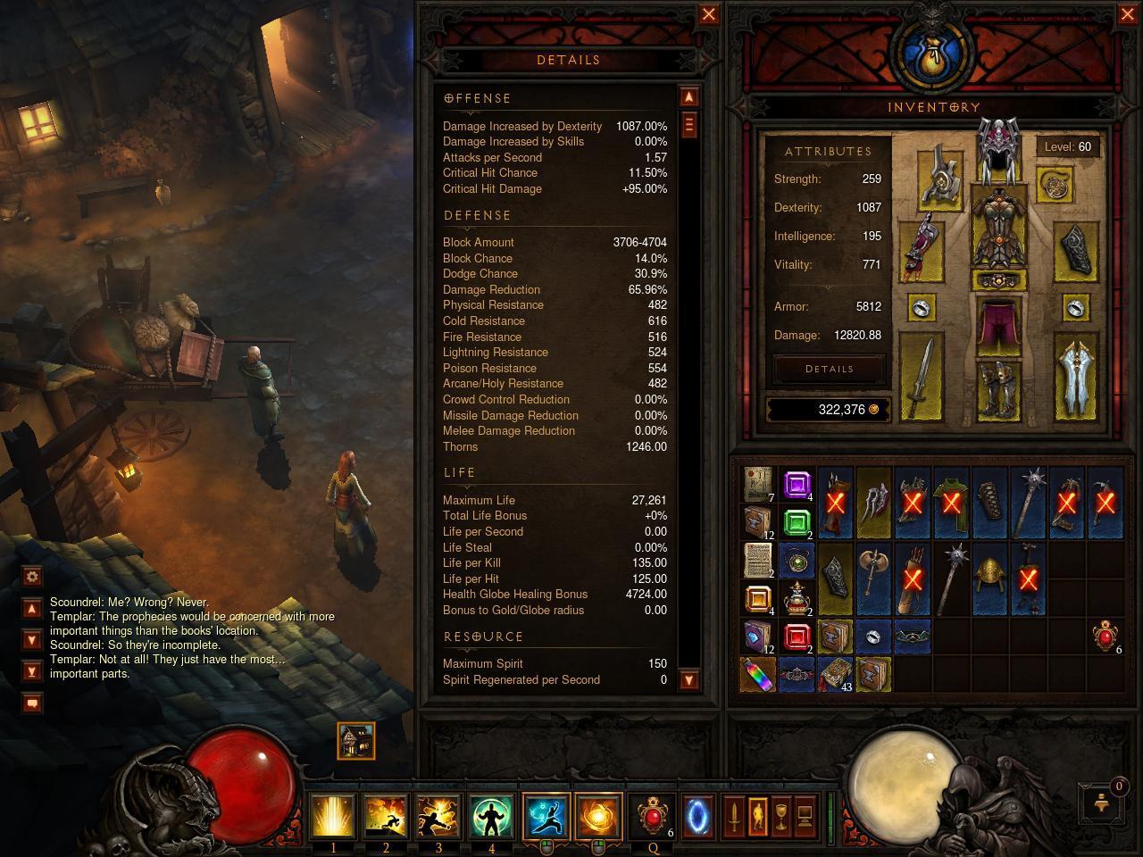 Jual ID Diablo 3 & StarCraft 2 2nd Include Box