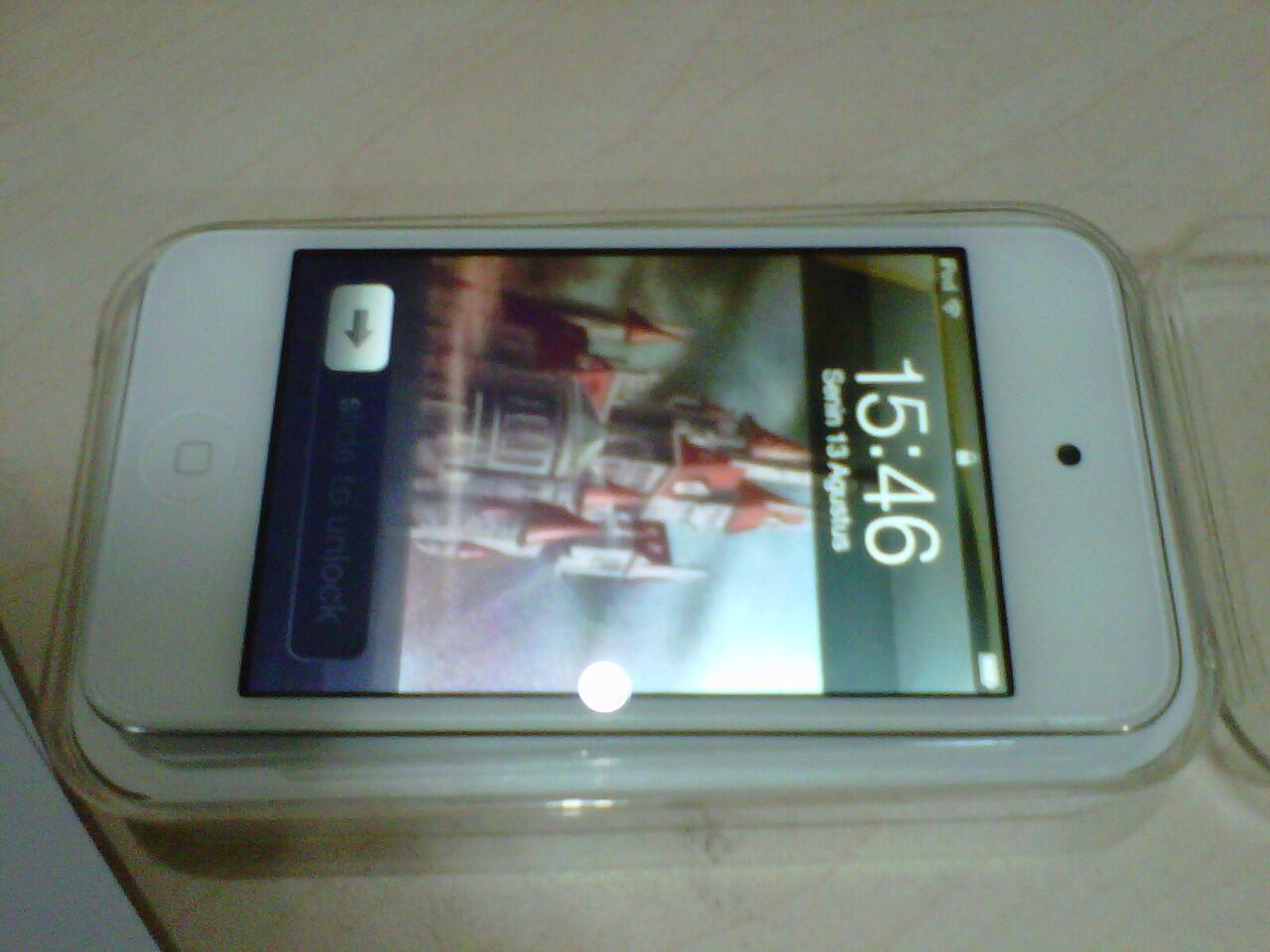 Ipod 4G 8Gb White