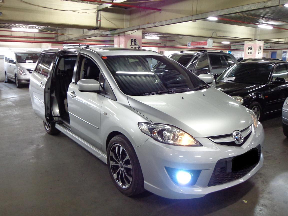 Mazda 5 (MPV) 2.0 CC Facelift Automatic Th. 2008