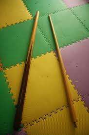 DIJUAL CEPAT!! stick billiard sambung 2