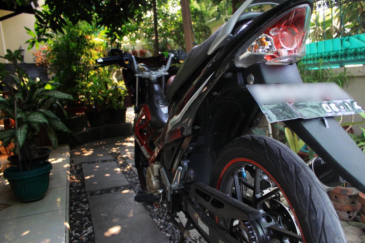 Suzuki Satria FU 2009 MULUSSSss