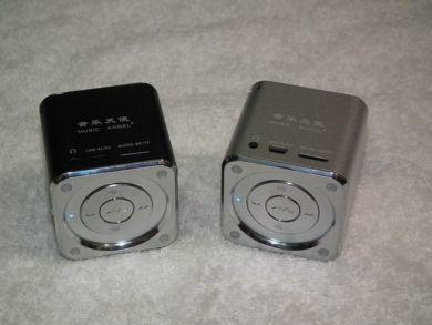 Jual mp3 shuffle,speaker angle,micro sd.dll