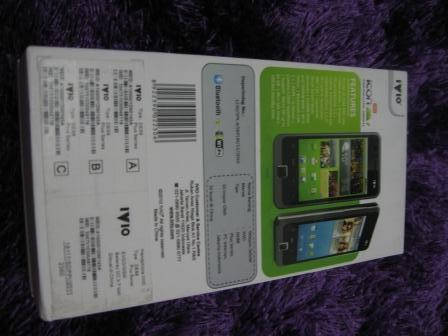 >> IVIO Android DE88 GSM-CDMA dual on NEW ! <<