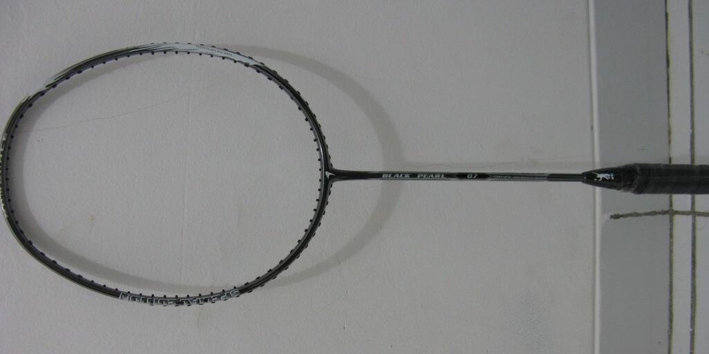 [WTS] Jual raket Badminton Flypower Black Pearl 07