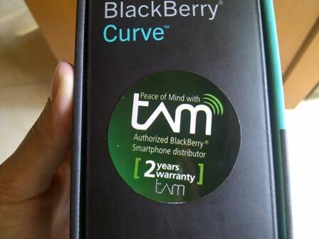 [WTS] BB Curve 9320 TAM Garansi 2 tahun (MASIH SEGL)
