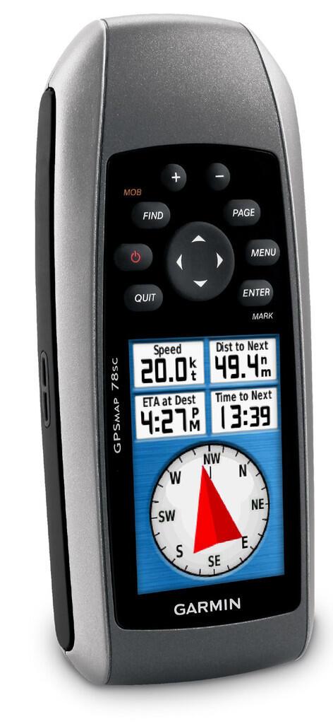 promo GPS garmin 78s