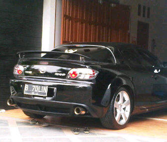Mazda RX 8 Tahun 2004