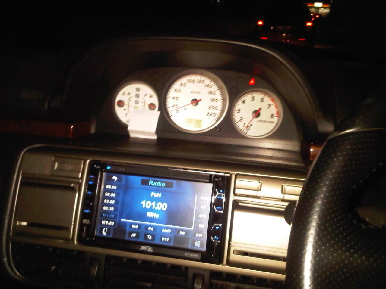 Nissan X-Trail XT Silver 2003 Spesial