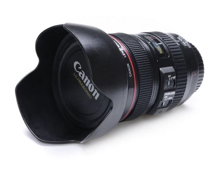 Mug Kamera Canon Kembang EF 24 - 105