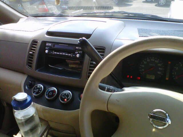 Jual CEPAT! Nissan Serena CT 2005, km 112rb, service rutin, Bandung