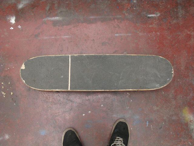 Papan Skate Full Set: Mini Logo + Girl + Tensor