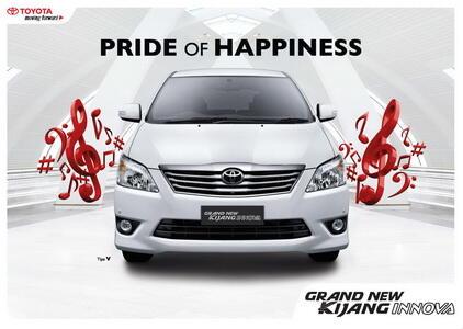 Jual Toyota Kijang Innova Banyak Diskon Dan Hadiah Menarik