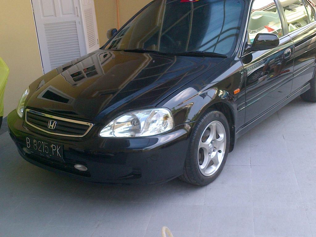 Download Kumpulan 79 Modifikasi Honda Civic Ferio Terkeren