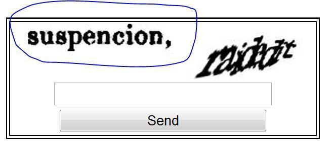 [MADEinCAPTCHA] SHARE All About CAPTCHA »» All Company