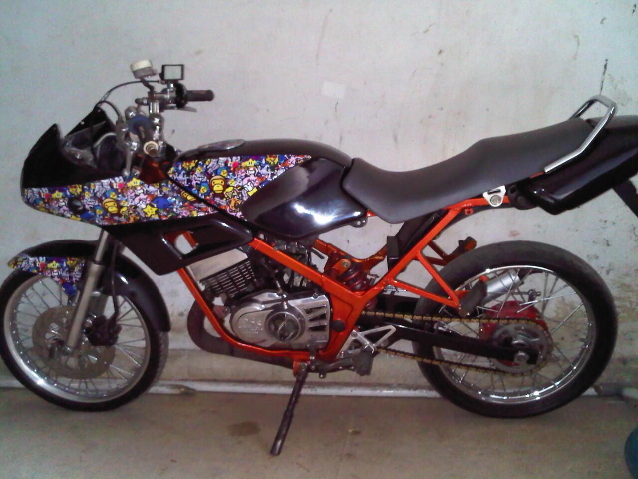Suzuki RGR 150 1993