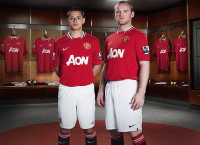 Pre Order Jersey Manchester United Home 2011/2012