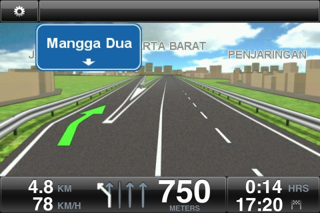 Mau Keliling Jakarta..TomTom Siap Memandu