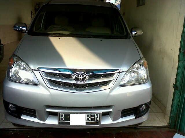 Toyota Avanza E 2009 Di Make Over Type G (New Model)