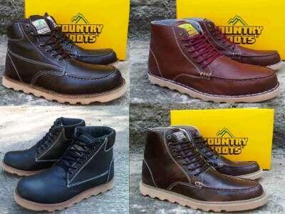 Sepatu Country Boots murahhh. [Bandung]
