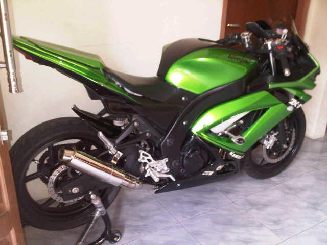 Kawasaki Ninja 250 R Custom