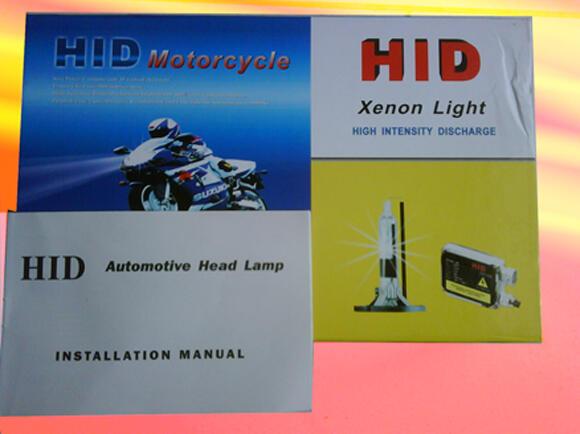 Lampu motor HID XENON
