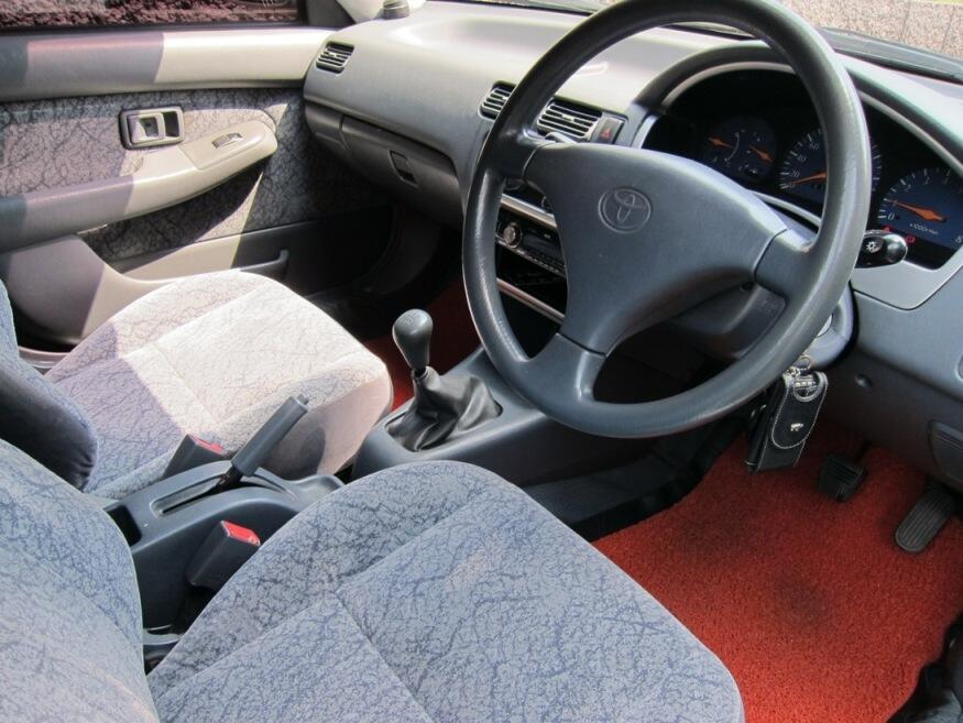 ===>>> *** Toyota Soluna GLi MT Th.2002 ***